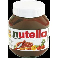 Нутела течен шоколад 750 гр.