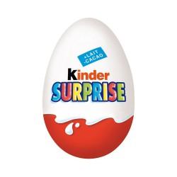 Киндер сюрприз яйца 20 гр.