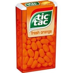 Тик так бонбони портокал 18...