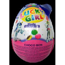 Лъки яйце за момиче с...