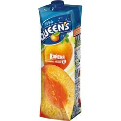 куинс 1 литър кайсия