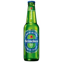 Хайнекен без алкохол 0.330л