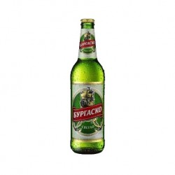 Бургаско пиво 0.500л стъкло