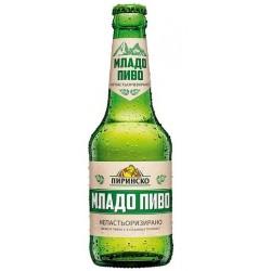 Пиринско младо пиво 0.330...