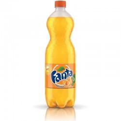 Фанта портокал 1литър / х6 /
