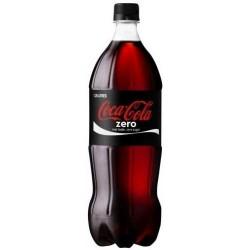 Кока Кола Zero 1литър / х6 /