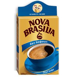 Нова Бразилия без кофеин...