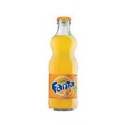 Фанта портокал 0.250 стъкло