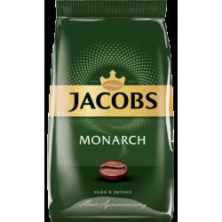 Якобс Монарх на зърна 1 кг.