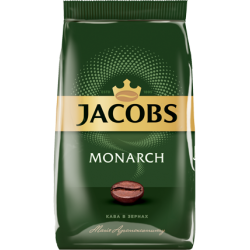 Якобс Монарх на зърна 250 гр.