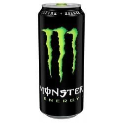 Монстър енерджи зелен 0.5 КЕН