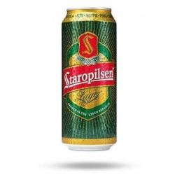 Старопилзен бира КЕН 0.500л