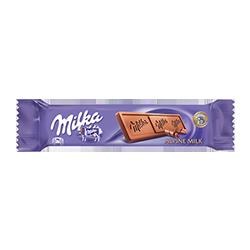 Milka шоколад мляко 25 гр.