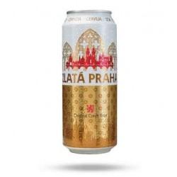 Златна Прага бира 0.500 КЕН