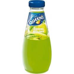 куинс 0.250 стъкло зелена...