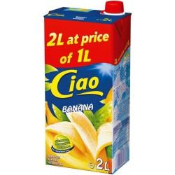 сок CIAO 2 литра банан
