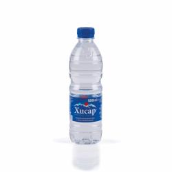 минерална вода хисар 0.5 л.