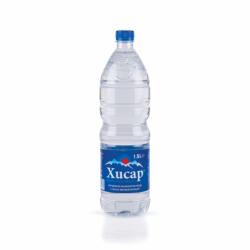 минерална вода хисар 1.5 л.