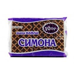 Симона Шоко мини вафли 10...
