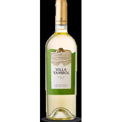 Вила Ямбол бяло мускат 0.750л