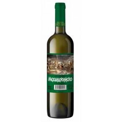 Механджийско 0.750л бяло вино