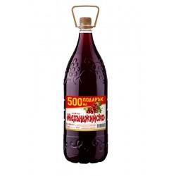 Механджийско 2.5л червено вино