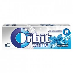Орбит Уайт драже
