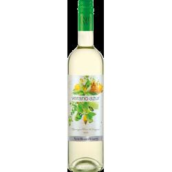 Верано Азур бяло вино 0.375л