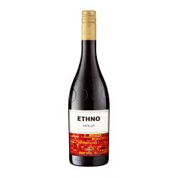 Етно мерло 0.750л червено вино
