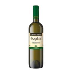 София шардоне 0.750л бяло вино
