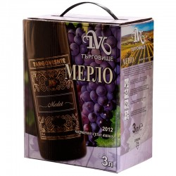 червено вино Merlo LVK...
