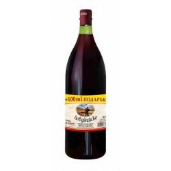 червено ловджийско вино 2.0 л.