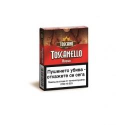Toscanello пури россо кафе