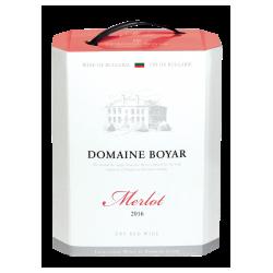 червено вино мерло домейн...