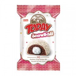 Today SnowBall Какаов кейк...