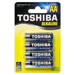 Toshiba Батерии LR6G 1.5 V...