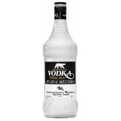 водка бяла мечка 1 л.