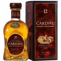 Cardhu 12-годишно уиски 0.7l