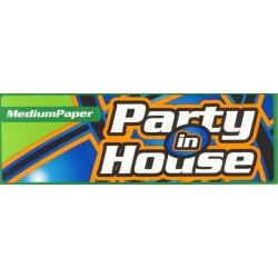 Парти Хаус листчета зелени