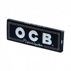 OCB листчета черни