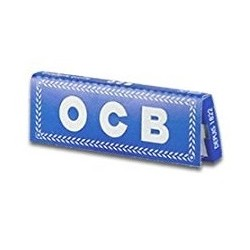 OCB листчета сини единични