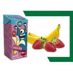 ВВВ банан и ягода 0.200 л