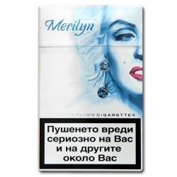 цигари мерилин слим син 49.00