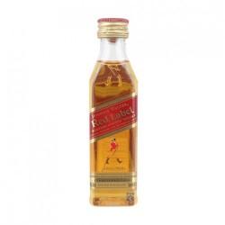 Johnnie Walker red уиски 0.2l