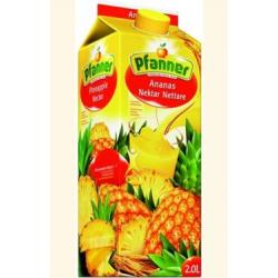 сок пфанер 2 литра ананас