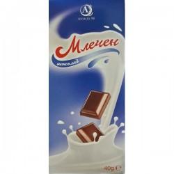 Анимекс млечен шоколад 40 гр.