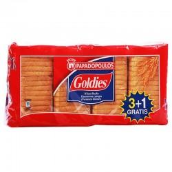 Голдис сухар пшеничен 3+1...