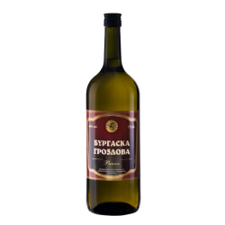 Бургаска гроздова ракия 1.5л