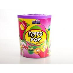 Fitto Pop  Плодови близалки...