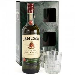 уиски джеймсън 0.7 с две чаши